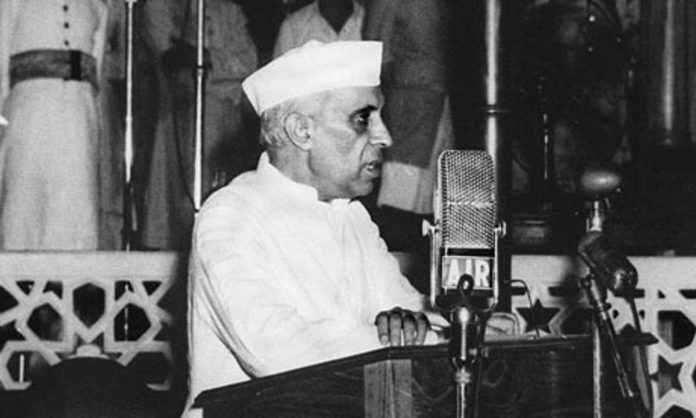 Nehru as PM