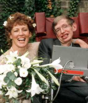 Stephen Hawking and Meson